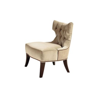 Thomas Pheasant for Baker Lounge Chair For Sale