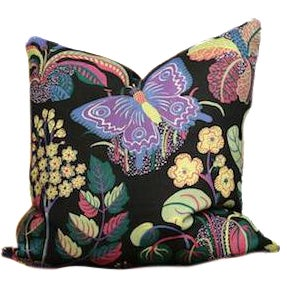 Josef Frank Exotic Butterfly Cushion