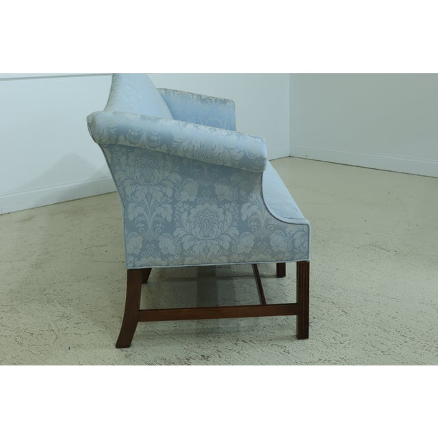 Kittinger Historic Newport Collection Chippendale Sofa For Sale In Philadelphia - Image 6 of 11