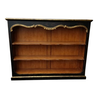 Louis XV Style Solid Wood Bibliotheque For Sale
