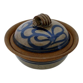 Stoneware Serving Bowl For Sale