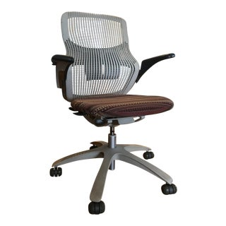 Modern Knoll Generation Office Chair For Sale