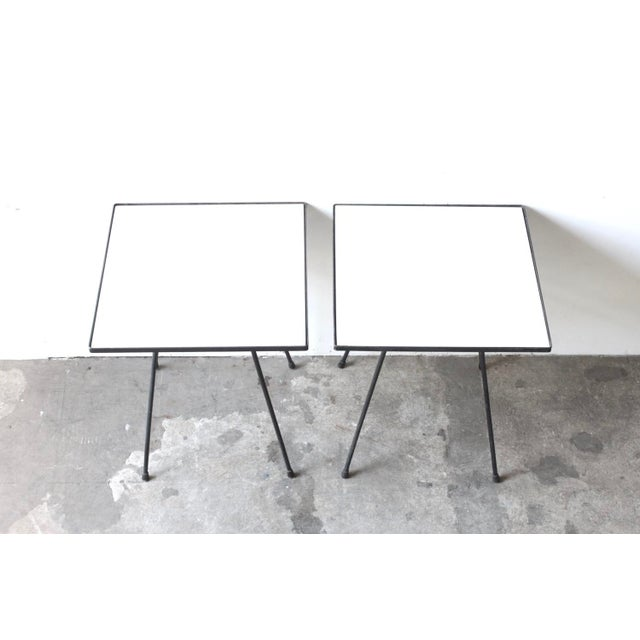 Side Tables by George Nelson for Arbuck - A Pair - Image 4 of 6