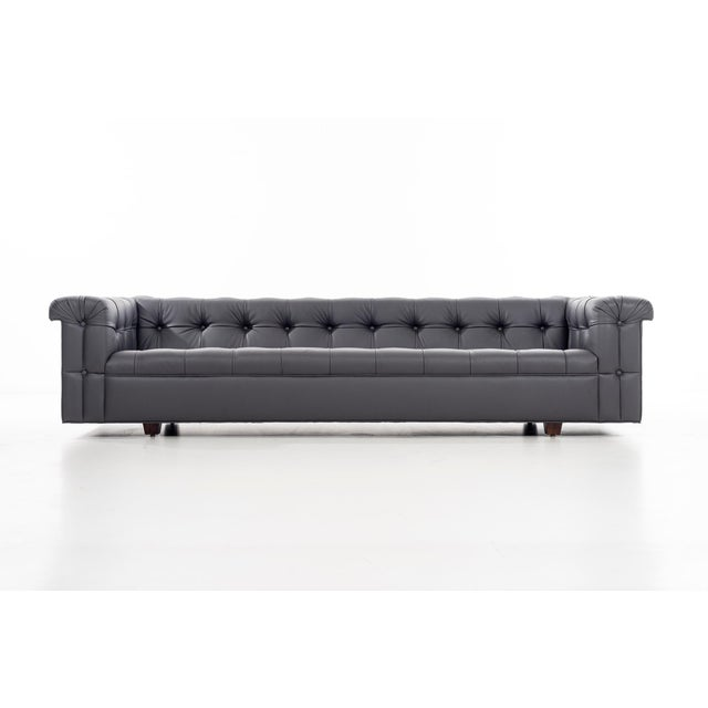 Dunbar Chesterfield Sofa Chairish