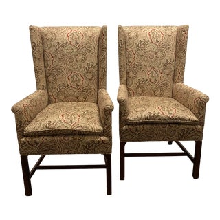 Hickory Chair Delaware Host Chairs - a Pair For Sale
