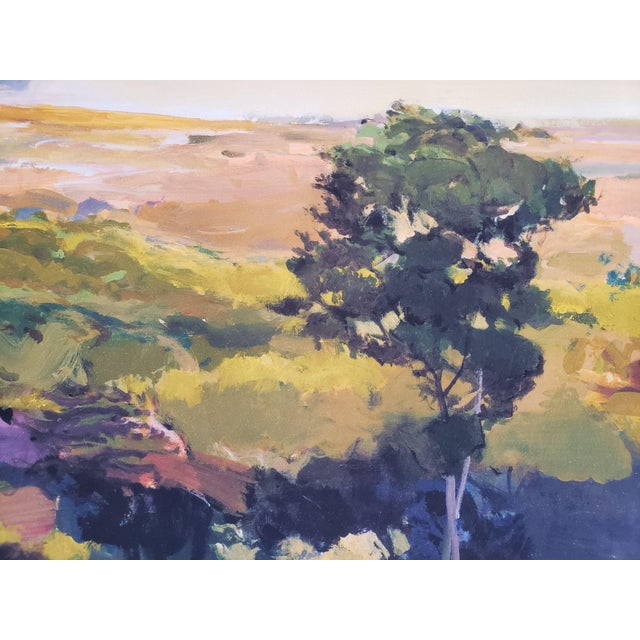 Contemporary John Maxon Limited Edition Landscape Print For Sale - Image 3 of 7