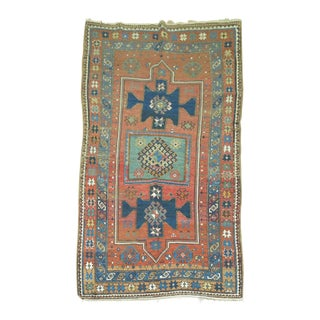 Antique Caucasian Rug, 4'6'' x 8'