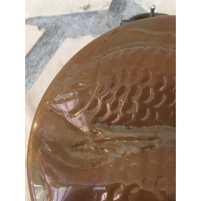 Vintage Copper Pisces Mold - Image 4 of 7