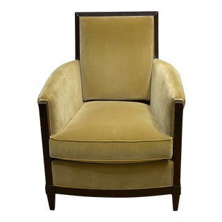 Club Chair by Donghia For Sale