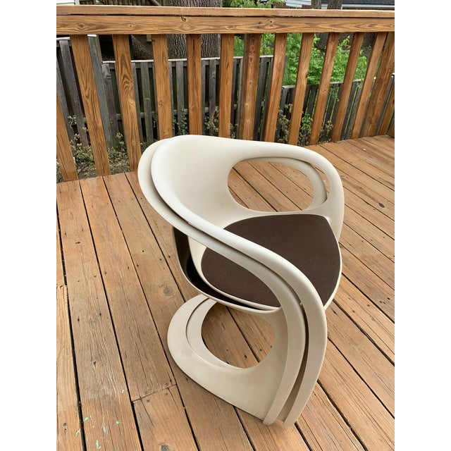 1970s Alexander Begge Casala Chair For Sale In Washington DC - Image 6 of 8