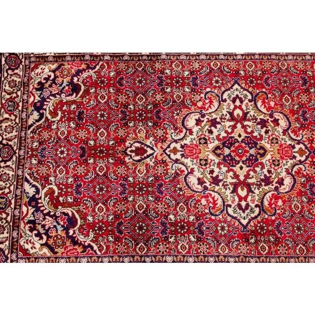 """Textile Bidjar Runner Rug, 2'11"""" X 9'11"""" For Sale - Image 7 of 9"""
