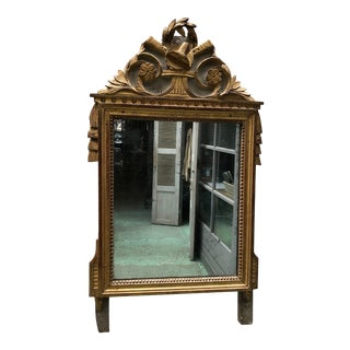 Louis XVI Mirror, 18th Century For Sale