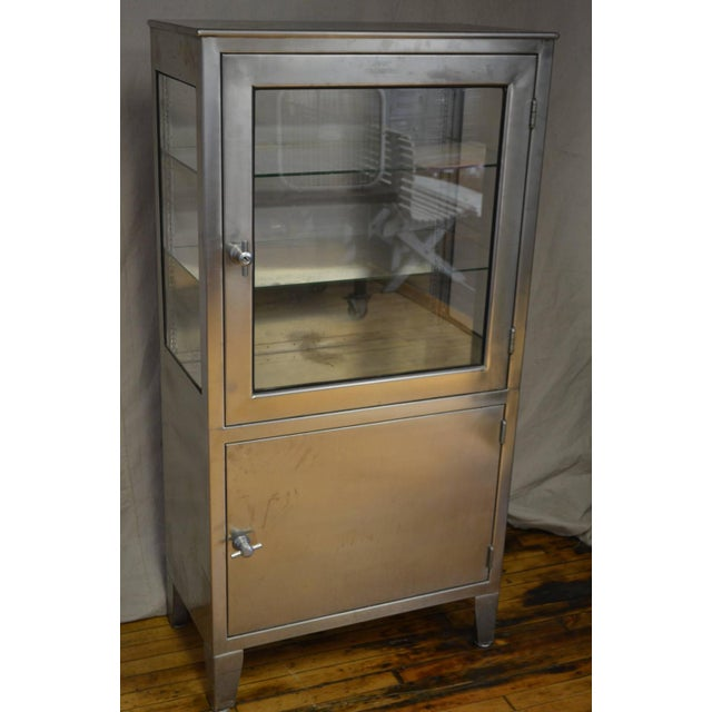 Stainless Steel Dental Lab Cabinet - Image 2 of 8