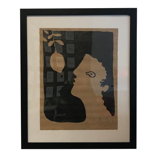 "R. F. Alvarez ""Man"" Contemporary Painting For Sale"