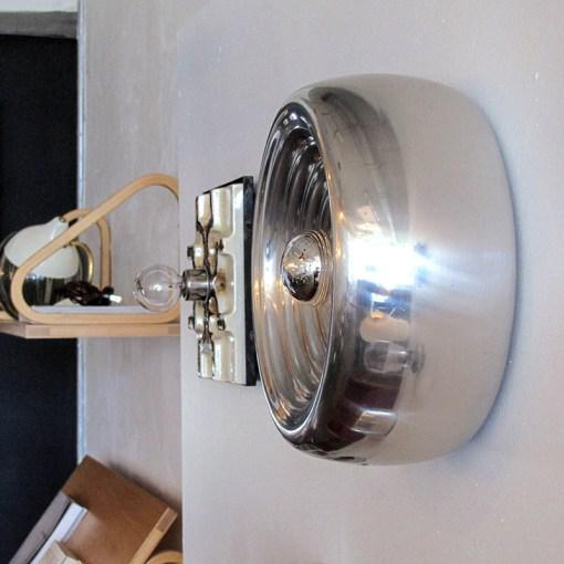 "Castiglioni ""Padina"" Wall Lights - A Pair For Sale In Los Angeles - Image 6 of 10"