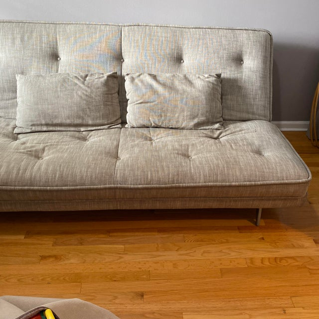 Vintage Sofa sleeper perfect for guests in urban apartments - purchased in Ligne Roset Georgetown showroom in 2005. Good...