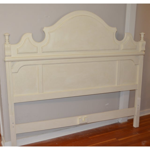 White King Size Bed Frame - Image 5 of 9