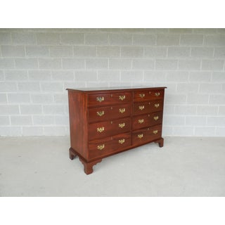 "Suters Reproductions Chippendale Style Mahogany 8 Drawer Dresser / Chest 54""w Preview"