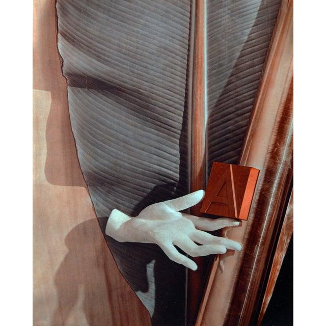 Pierre Adam Composition Color Photogravure 1937 - Image 3 of 3