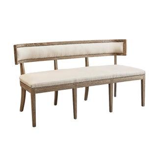 Stonebridge Three Seat Banquette For Sale