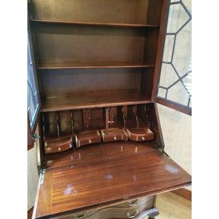 Maddox Table Company of Jamestown New York Mahogany Secretary Desk Preview