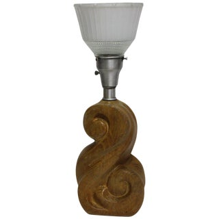 Russel Wright Lamp For Sale