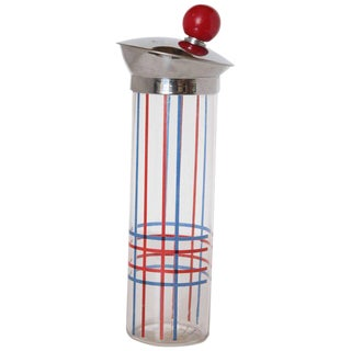 Art Deco Cocktail Shaker, Patented Design, Tam-O-Shaker by Seymour Products