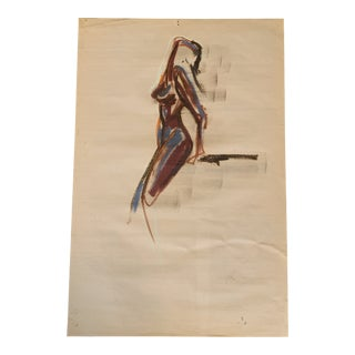 Contemporary Greg Lauren Painting For Sale