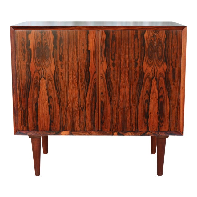 Rosewood Small Cabinet - Image 1 of 11