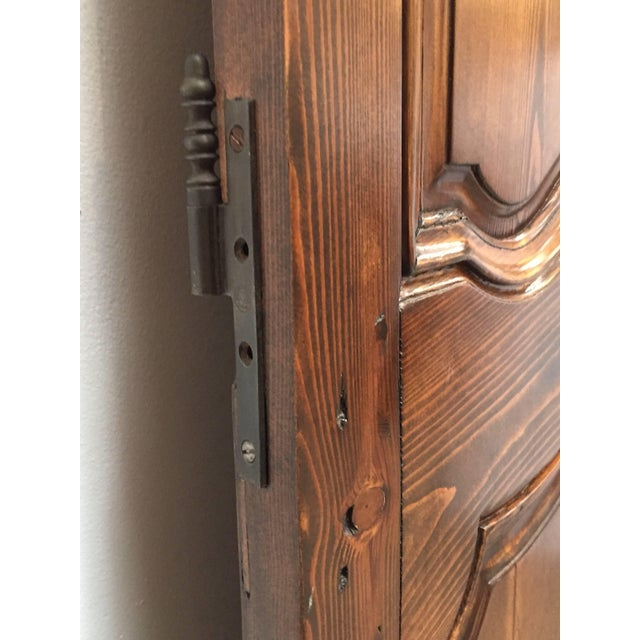 """Set of two French Provincial doors, could be use for a closet or interior doors. Set of doors sizes are as follow: 91""""..."""