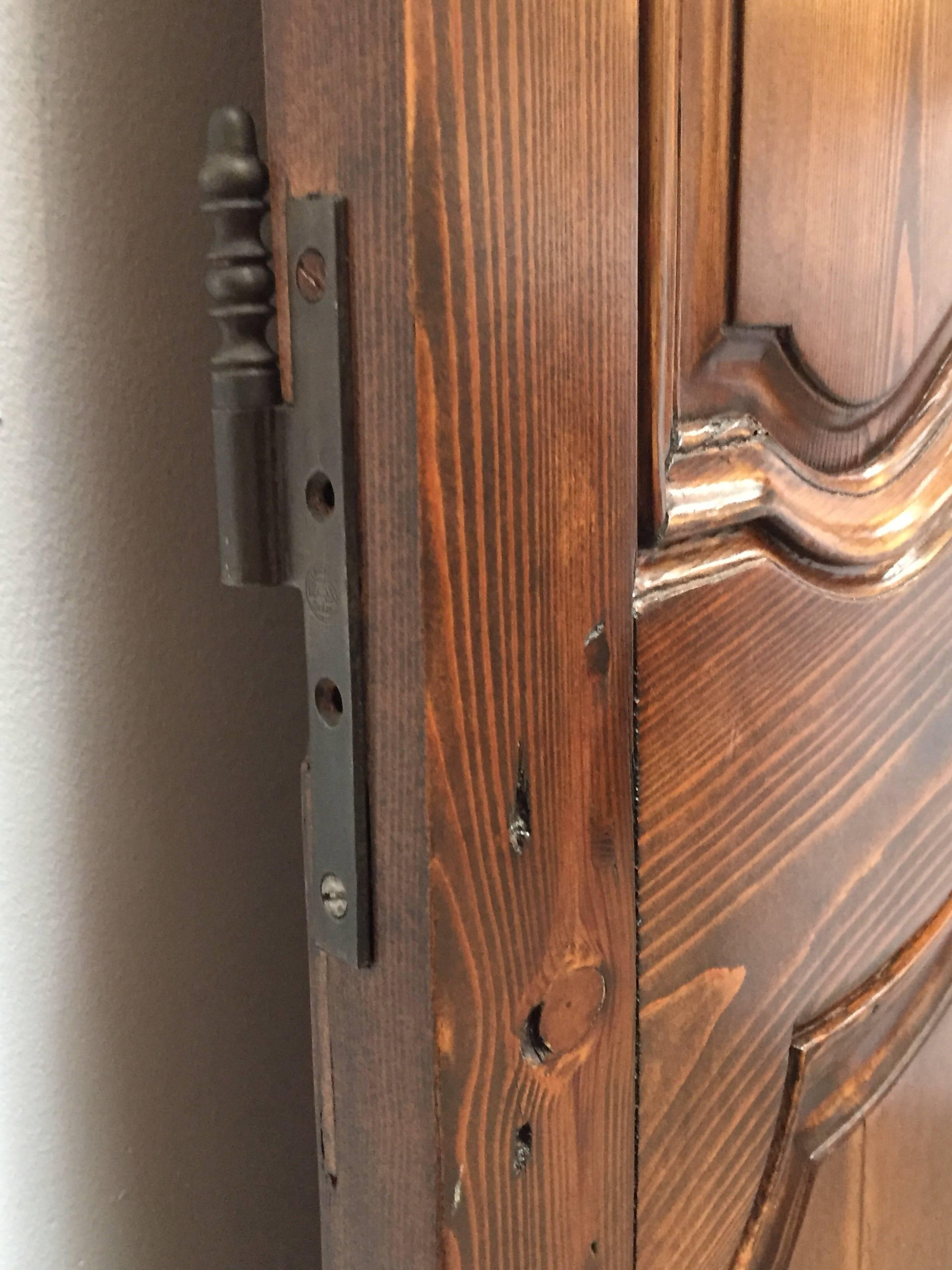 Set Of Two French Provincial Doors, Could Be Use For A Closet Or Interior  Doors