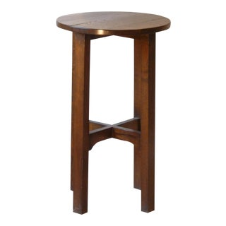 Gustav Stickley Style Table