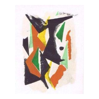 "Marino Marini ""Abstract in Colors"""