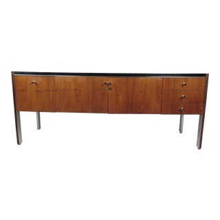 Herman Miller Office Credenza In Rosewood