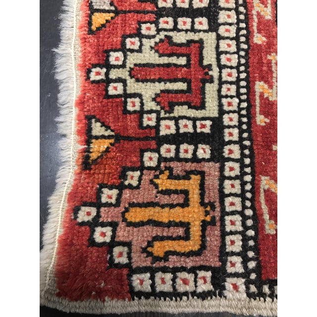"""Bellwether Rugs Vintage Turkish Oushak Small Area Rug - 4'4""""x6'6"""" - Image 8 of 11"""