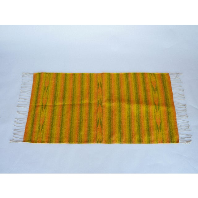 "Neon Wool Rug - 2'7"" x 4'11"" - Image 6 of 7"
