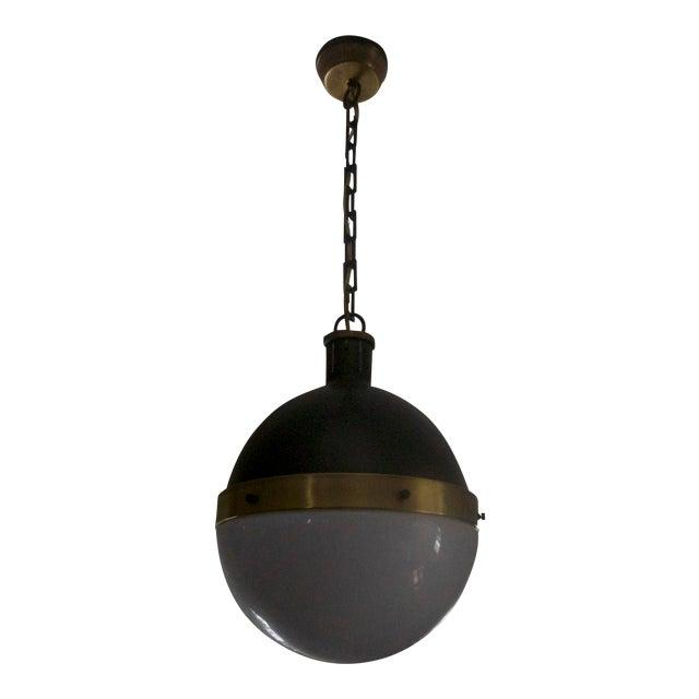 Rejuvenation Globe Pendant Light For Sale