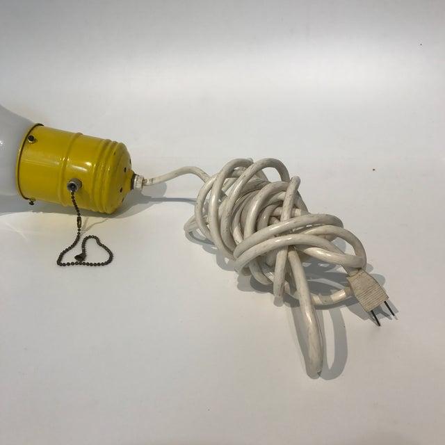 Pop Art Lightbulb Lamp - Image 4 of 5