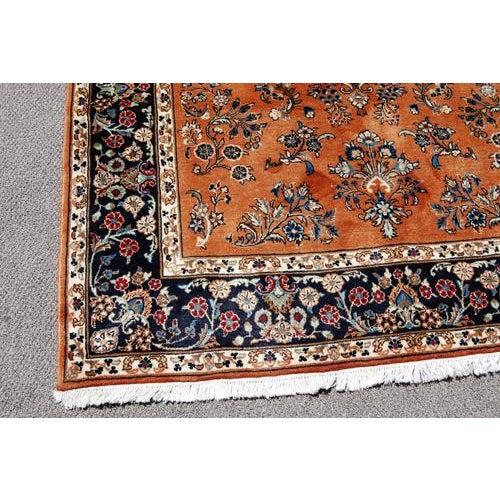 "Highly Detailed Persian Sarouk - 5' 8"" x 8' 6"" - Image 4 of 5"