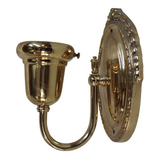 Brass Light Gallery Brass Candle Sconce (4 Available)