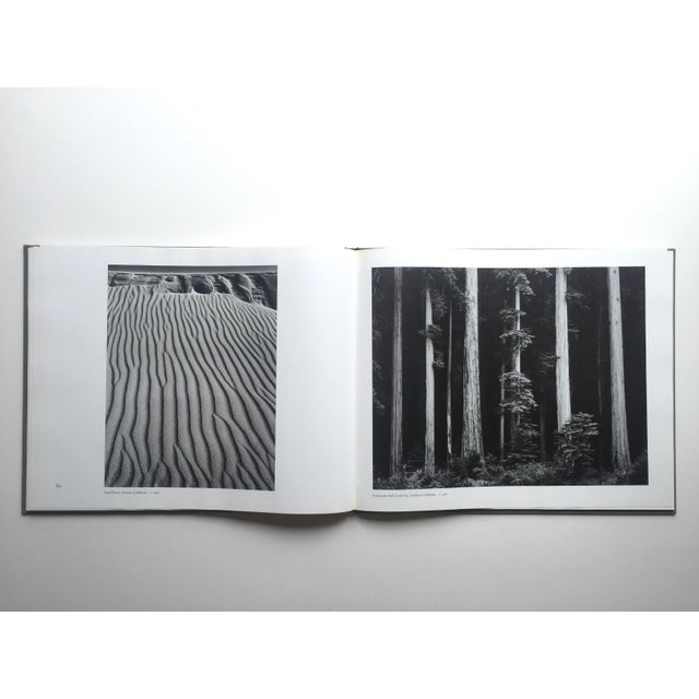 """"""" Ansel Adams Images """" Rare 1st Edition 1974 Oversized Monumental Slipcase Collector's Book For Sale - Image 9 of 13"""
