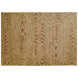 Stark Studio Contemporary New Oriental Tibetan Wool Rug - 8′7″ × 11′7″ For Sale