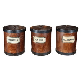Herb Canister For Sale