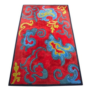 "Edward Fields ""Serendipity"" Wool Rug- 5′11″ × 8′9″ For Sale"