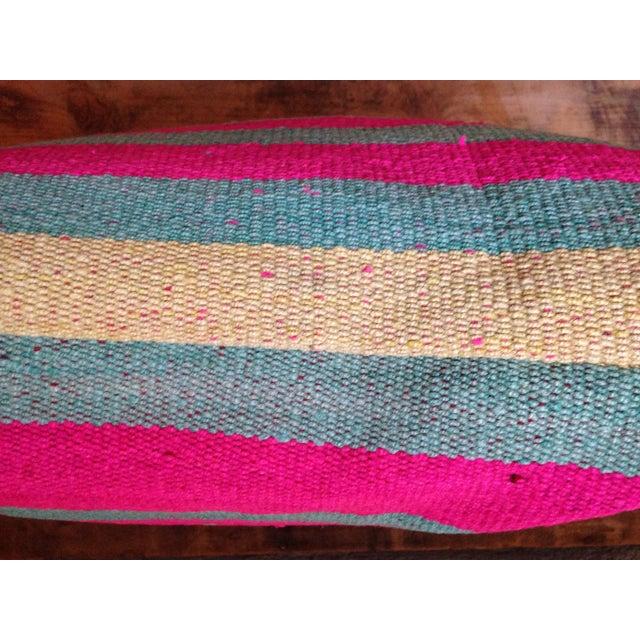 Seaside Frazada Cushion For Sale - Image 4 of 6