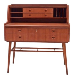 Image of Scandinavian Secretary Desks