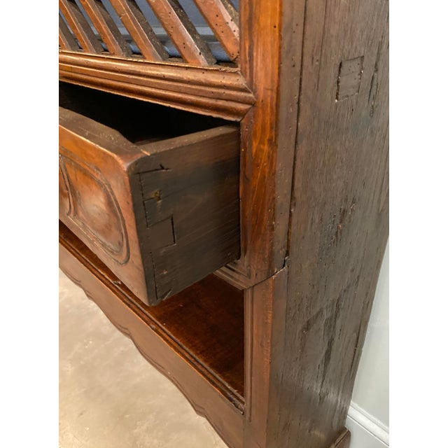 19th Century Antique French Bookcase For Sale - Image 4 of 8