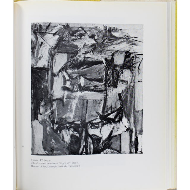 Paper Willem De Kooning, First Edition For Sale - Image 7 of 13