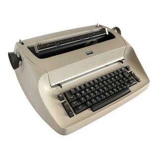 Vintage Ibm Selectric Typewriter For Sale