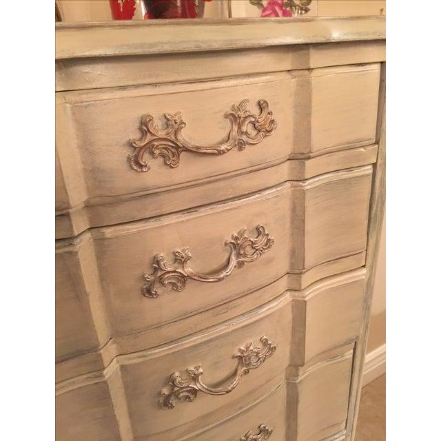 Vintage Restored French Dresser - Image 6 of 7